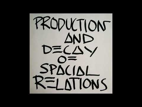 Z'ev | Production And Decay Of Spacial Relations [1981, albu