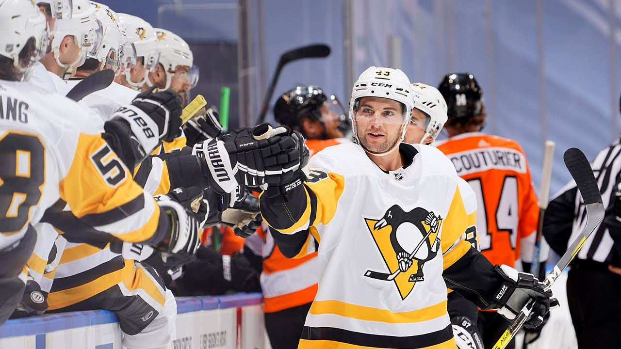 Flyers-Penguins stream: NHL Return to Play exhibitions begin