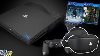 PS5: Fecha - The Last of Us 2 y Ghost of Tsushima - PS VR 2 | SQS