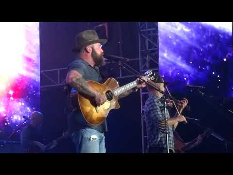 Keep Me In Mind - Zac Brown Band July 29, 2018