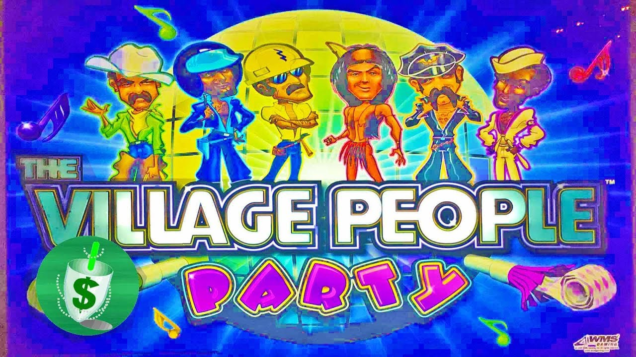 Village People Slot Machine