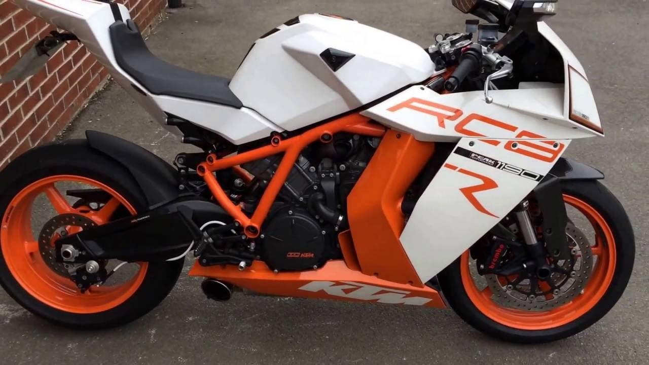 for sale ktm rc8r www.ridersmotorcycles stk # 21740 - youtube