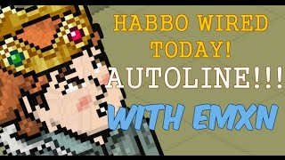 #3 Habbo Wired | Autoline Wired Tutorial ( 1 player ) [ R63b ver.]
