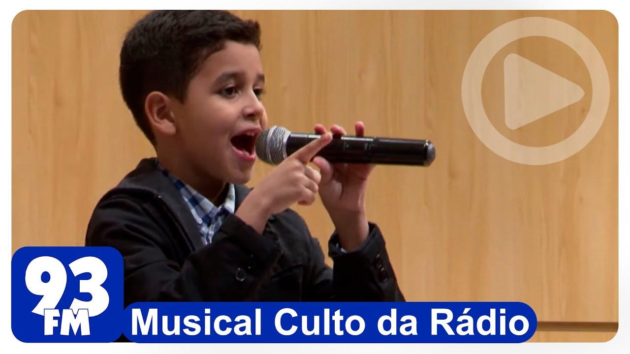 Gabriel - Musical Culto da Rádio - Tua Criança