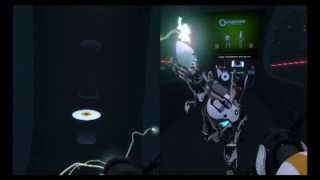 Portal 2 Custom Map Coop - A Space Odyssey - Solution