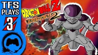 DRAGON BALL Z: BUDOKAI 2 Part 3 - TFS Plays