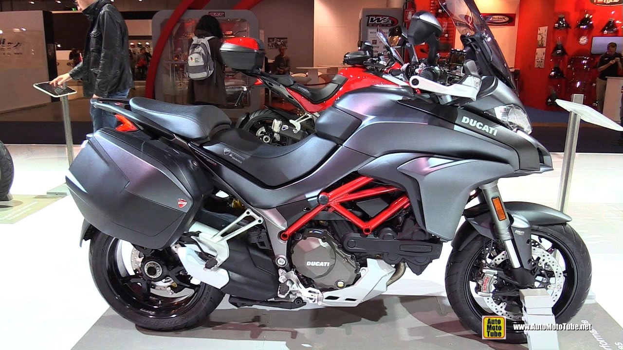 2017 ducati multistrada 1200 s walkaround 2016 eicma. Black Bedroom Furniture Sets. Home Design Ideas