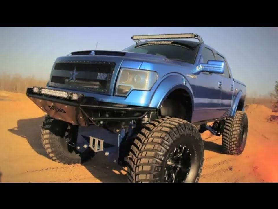 Lifted Ford F150 >> enKOre -- Baddest Ford F150 out there! - YouTube