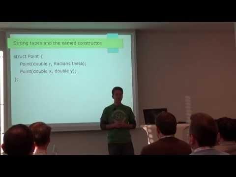 Writing robust code - David Stone @ Meeting C++ 2014