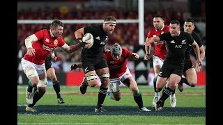 HIGHLIGHTS: All Blacks v British & Irish Lions