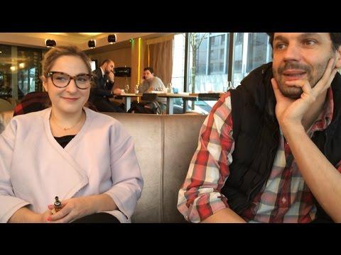 Marilou Berry et Mehdi Nebbou présentent