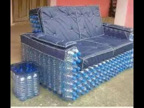 Furniture made from recycled plastic Garden Furniture Sofa Made From Recycled Plastic Bottles Best Amazing Creative Ideas Plastic Bottle Sofa Furniture Leisure Sofa Made From Recycled Plastic Bottles Best Amazing Creative