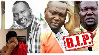 Breaking Sd News Behind The Deth Of Actor Bishop Bernard Nyarko