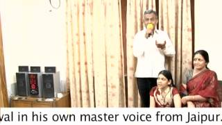 Hum Tujhse Mohbbat karke Sanam Tribute to Mukesh by Rajesh Agarwal