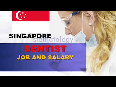 Dentist Salary In Singapore - Jobs And Salaries In Singapore