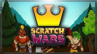 Jirka Hraje - Scratch Wars - Nová česká hra!  [Mobil]