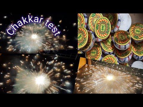 Chakkar cracking test**