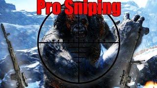 FarCry4 Yeti DLC EP7 - Bedste sniper EU !