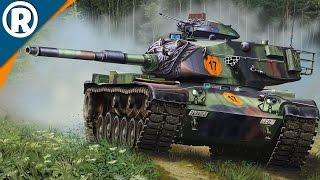 AMERICAN ARMOR BRAWLS | M60A3 | Armored Warfare Gameplay