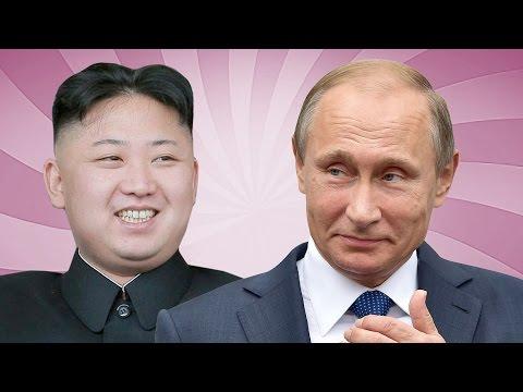 Russia: North Korea's New BFF | China Uncensored