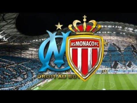 Monaco vs Marseille en direct 365 score
