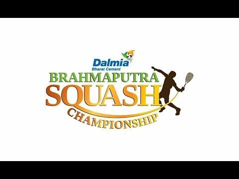 1st ALL INDIA Brahmaputra Squash Championship I Men - Ravi Dixitvs Saurabh Nayar