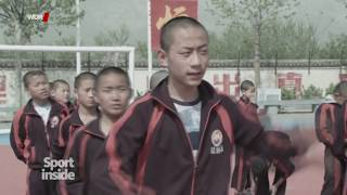 Eisenkopf: Kung-Fu-Fußballschule in China | Sport inside | WDR