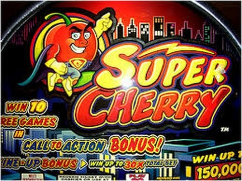 Bonus cherry slot machine