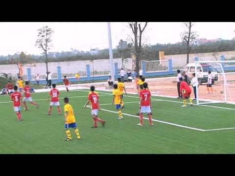 Bế mạc giải bóng đá Thiếu niên Nhi đồng Cup Hà Lan 2013