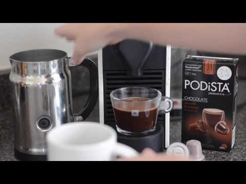 Review: Podista Hot Chocolate