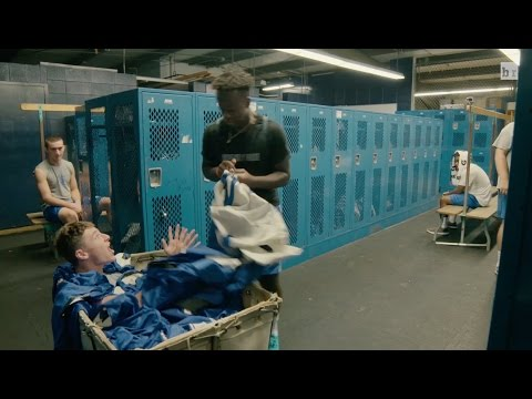 Watch Arkansas High School Football Team Pull Off Hilarious Locker Room Prank