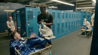 Watch Arkansas High School Football Team Pull Off Hilarious Locker Room Prank