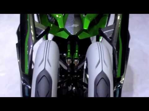Chiêm ngưỡng Siêu mô tô công nghệ mới