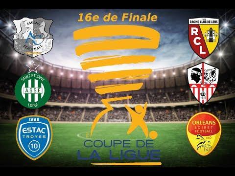 multiplex coupe de la ligue 16e de finale