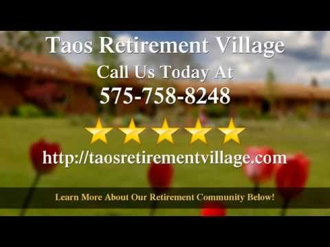 Excellent Taos Retirement Village Communities Review ...