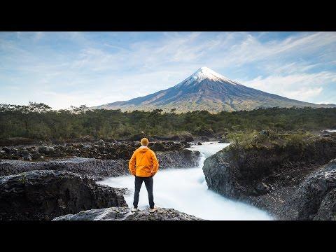 Petrohue Falls and The Carretera Austral -- Chile Travel Vlog