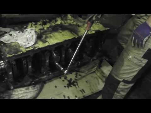 #12. Капитальный ремонт двигателя Caterpillar C15. Сборка.