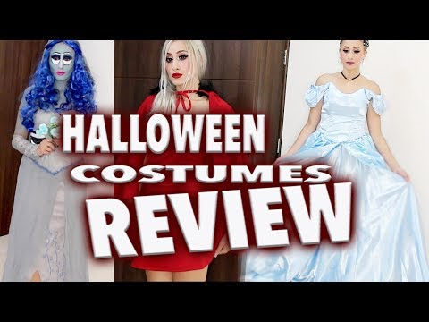 AMICLUBWEAR Halloween Costumes REVIEW !   + 55% OFF PROMO CODE