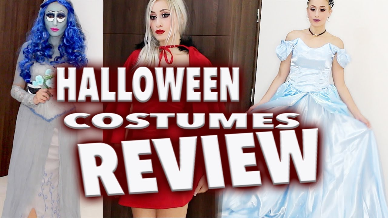 AMICLUBWEAR Halloween Costumes REVIEW ! + 55% OFF PROMO CODE - YouTube