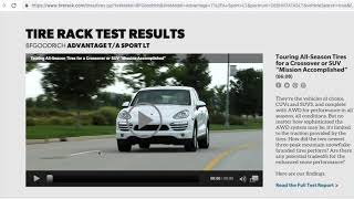 How to Buy the Best Car Tires  - Tire Rack Tire Decision Guide