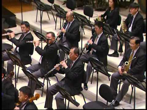 Concerto for Pipa - Liu / Yaron Gottfried / China Philharmonic orchestra .wmv