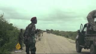 On the frontline of Somalia