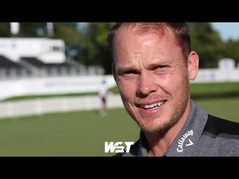 Golfers Lee Westwood & Danny Willett Love Snooker