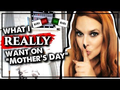 Τι στ´αληθεια θα ήθελα για τη γιορτή της μητέρας; | Sissy Christidou