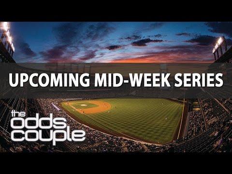 MLB Picks | Odds Couple | Series Previews April 11th – 12th
