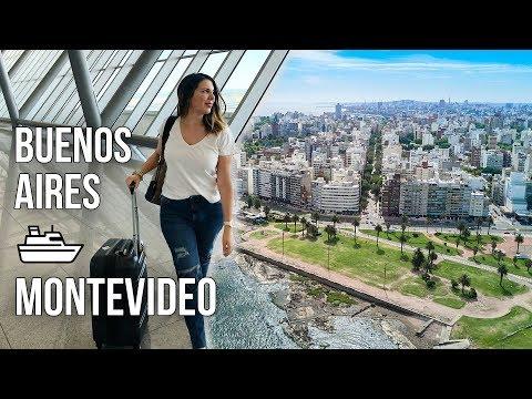 Ir de BUENOS AIRES a MONTEVIDEO, Uruguay | Ceci de Viaje