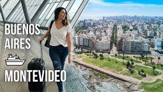 Ir de BUENOS AIRES a MONTEVIDEO, Uruguay Ceci de Viaje