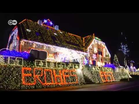نصف مليون مصباح... زينة منزل بمناسبة أعياد الميلاد | يوروماكس  - نشر قبل 2 ساعة