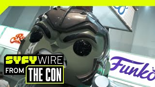 Exclusive: Marvel's Chrome Pop! Series & Funko SDCC'18 Collectables | SYFY WIRE