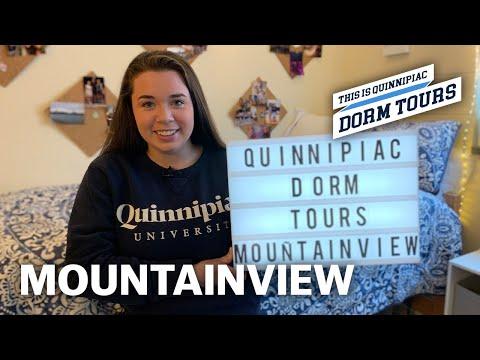 Quinnipiac Dorm Tours: Mountainview